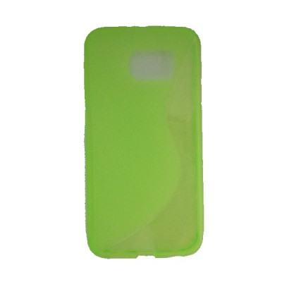 BACK CASE S - SAMSUNG GALAXY J1 (J100) GREEN