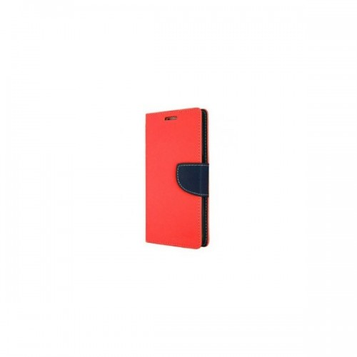 FANCY BOOK CASE - HUAWEI ASCEND P8 Red-navy