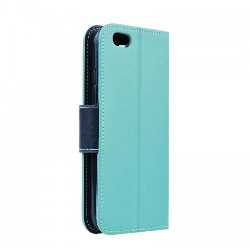 FANCY BOOK CASE - IPHONE 6/6S PLUS Mint-navy