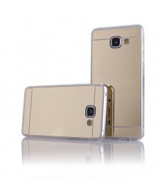 JELLY CASE AMA MIRROR – IPHONE 5G/5S/SE Gold