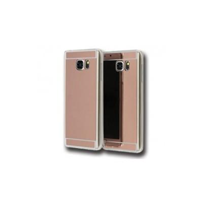 JELLY CASE AMA MIRROR – SAMSUNG GALAXY J3 2016 (J320) Ροζ χρυσό