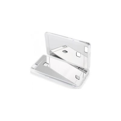 JELLY CASE AMA MIRROR – SAMSUNG GALAXY S6 EDGE (G925) Silver