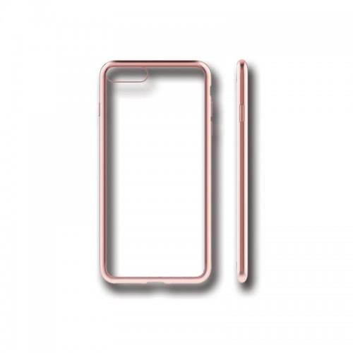Plated Tpu Case - SAMSUNG GALAXY A5 2017 rose-gold plated tpu case