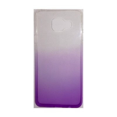 Duo Case - SAMSUNG GALAXY A3 2017 plum duo case