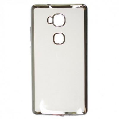 Plated Tpu case - HUAWEI ASCEND P9 LITE silver plated tpu case