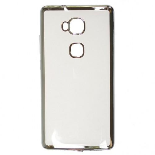Plated Tpu Case - IPHONE 7/8 silver plated tpu case