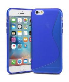 BACK CASE S - IPHONE 6 PLUS Μπλε