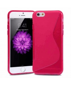 BACK CASE S - IPHONE 6/6S Pink