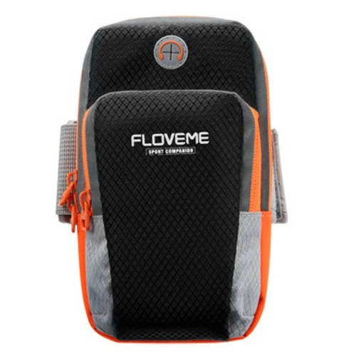 Universal Sport Nylon Armband Case ,Suitable for Smartphones Below 6 Inch (Black)