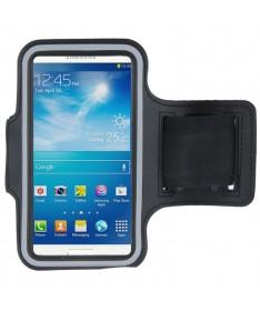 Sports Armband Case for Samsung Galaxy SIII / i9300, S4 Mini / i919 (Black)