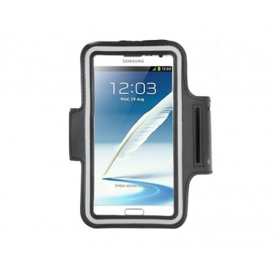 Universal Sports Armband Case with Earphone Hole for Samsung Galaxy Note 5 / 4 / Note III / II
