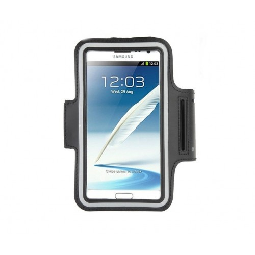 Universal Sports Armband Case with Earphone Hole for Samsung Galaxy Note 5 / 4 / Note III / II /