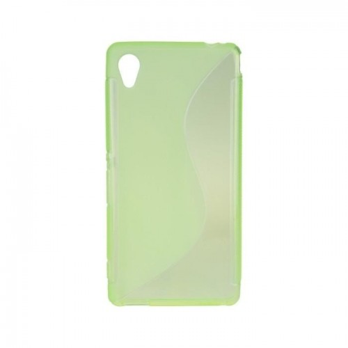 BACK CASE S - IPHONE 5G/5S/SE GREEN