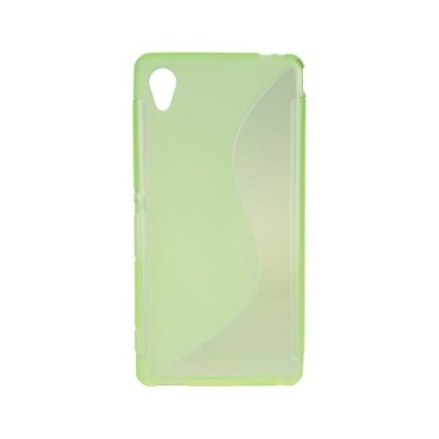 BACK CASE S - SAMSUNG GALAXY S6 (G920) GREEN