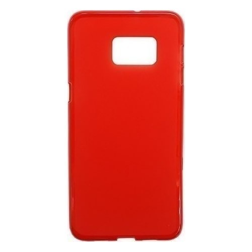BACK CASE S - SAMSUNG GALAXY S6 EDGE (G925) RED
