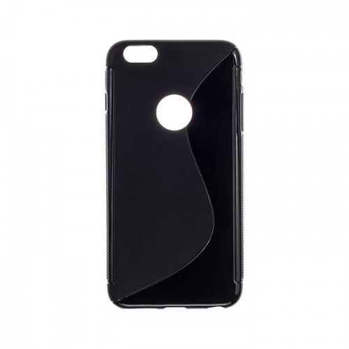 BACK CASE S - SAMSUNG GALAXY S6 (G920) BLACK