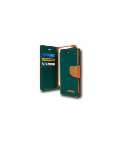 Canvas Case - IPHONE X dark green