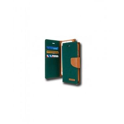 Canvas Case - SAMSUNG GALAXY J5 2017 dark green