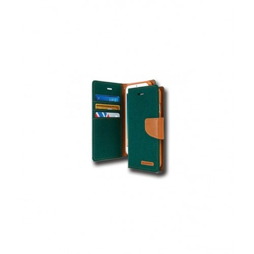 Canvas Case - SAMSUNG GALAXY NOTE 8 dark green