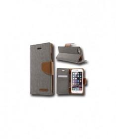 Canvas Case - SAMSUNG GALAXY S8 EDGE grey