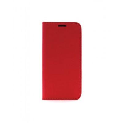 Magnet Book Case - SAMSUNG GALAXY A5 2017 red