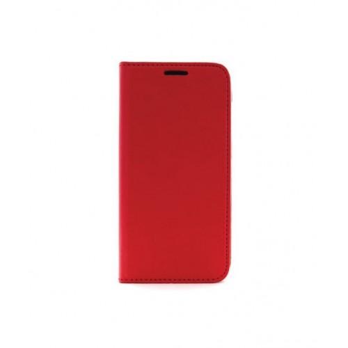 Magnet Book Case - SAMSUNG GALAXY J3 2017 κοκκινο