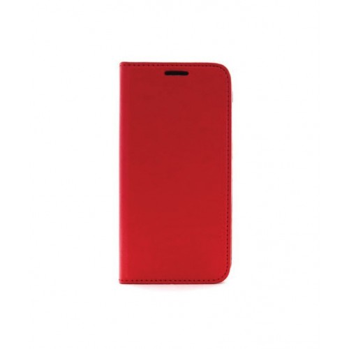 Magnet Book Case - SAMSUNG GALAXY J5 2017 red