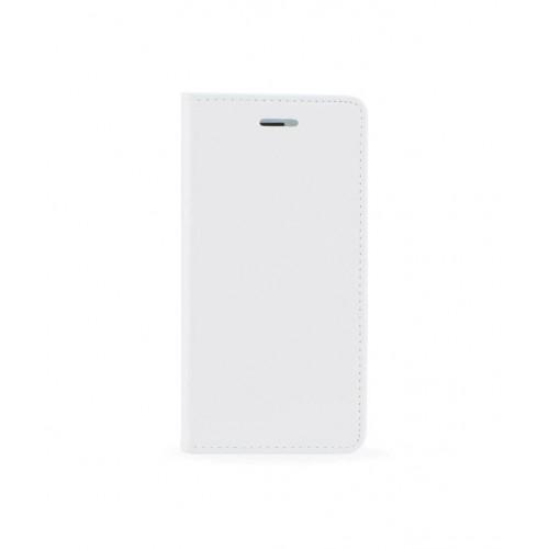 Magnet Book Case - SAMSUNG GALAXY J7 2017 λευκο