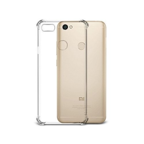 Shockproof back case - XIAOMI REDMI NOTE 4 transparent