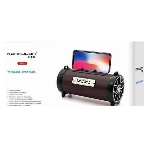 Konfulon Wireless Speaker K12