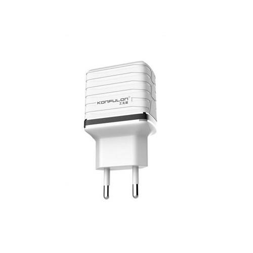 Konfulon Quick Charge 3.0  C32Q (White)