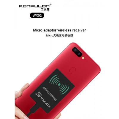 Konfulon Wireless Receiver WX-02 Micro