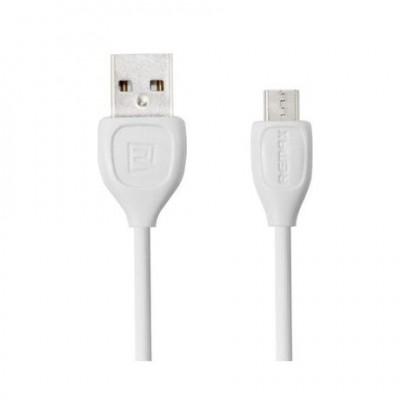 REMAX RC-050m LESU DATA CABLE For micro USB Λευκό