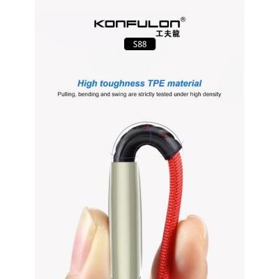 Konfulon micro usb charge data cable