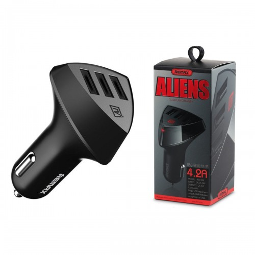 CAR CHARGER - UNIVERSAL REMAX 3X USB
