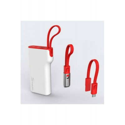 Konfulon Powerbank A11-IPHONE 10.000mAh