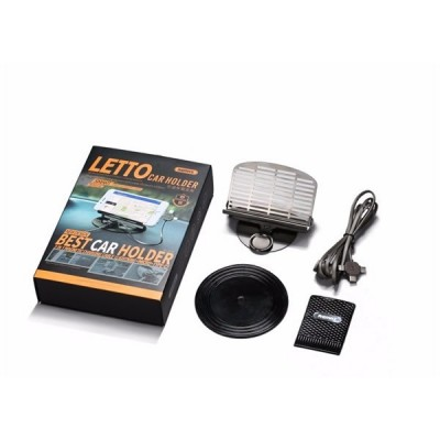 REMAX LETTO CAR HOLDER Black