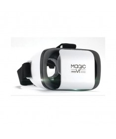 WK WT-V01 MAGIC VR GLASS Μαύρο