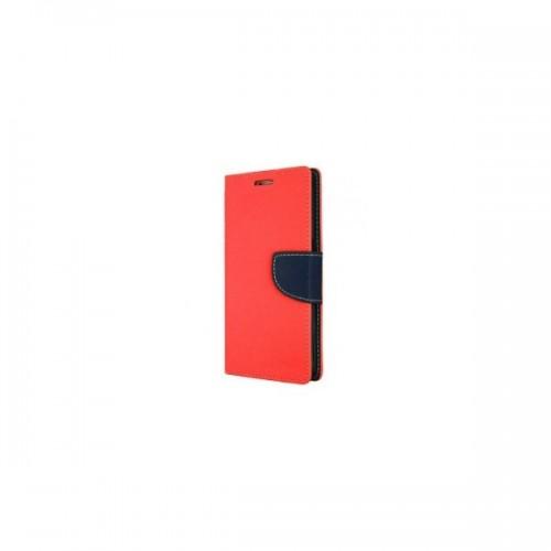 FANCY BOOK CASE - SAMSUNG GALAXY A5 2016 (A510) RED NAVY