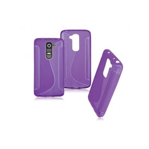 BACK CASE S - IPHONE 6 PLUS PURPLE