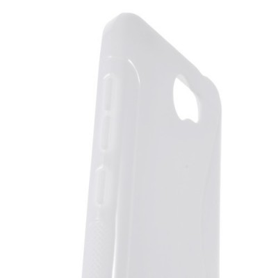 BACK CASE S - IPHONE 6/6S PLUS Λευκό