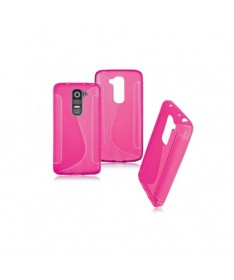BACK CASE S - SAMSUNG GALAXY A5 (A500) Pink