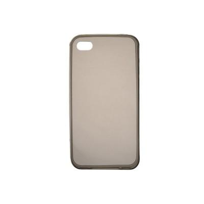 BACK CASE ULTRA SLIM 0.3 MM - IPHONE 6/6S BLACK