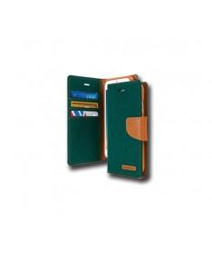 CANVAS CASE - IPHONE 7 Σκούρο πράσινο