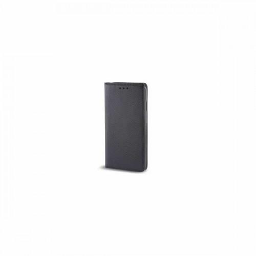 MAGNET BOOK CASE - IPHONE 5G/5S/SE BLACK