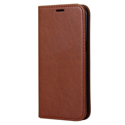 MAGNET BOOK CASE - IPHONE 6/6S BROWN