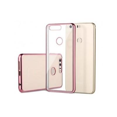 PLATED TPU CASE - IPHONE 7 ROSE-GOLD